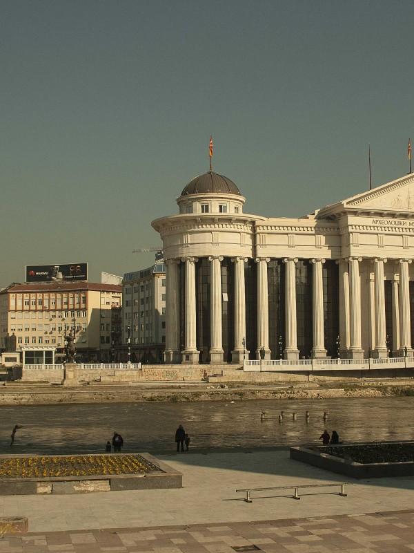 1 Skopje