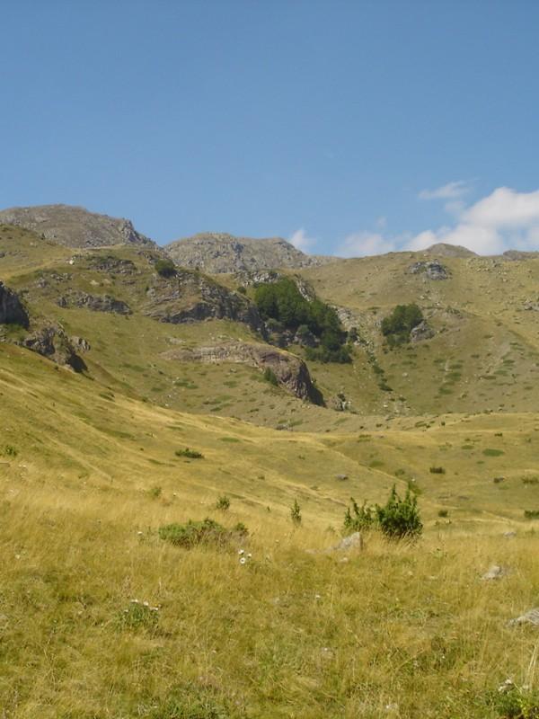 Hiking in Ohrid Crn Kamen