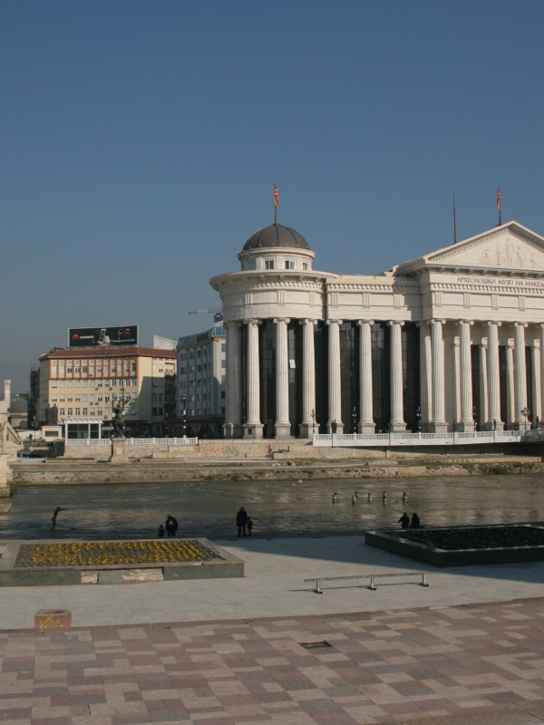 Skopje in 3 days