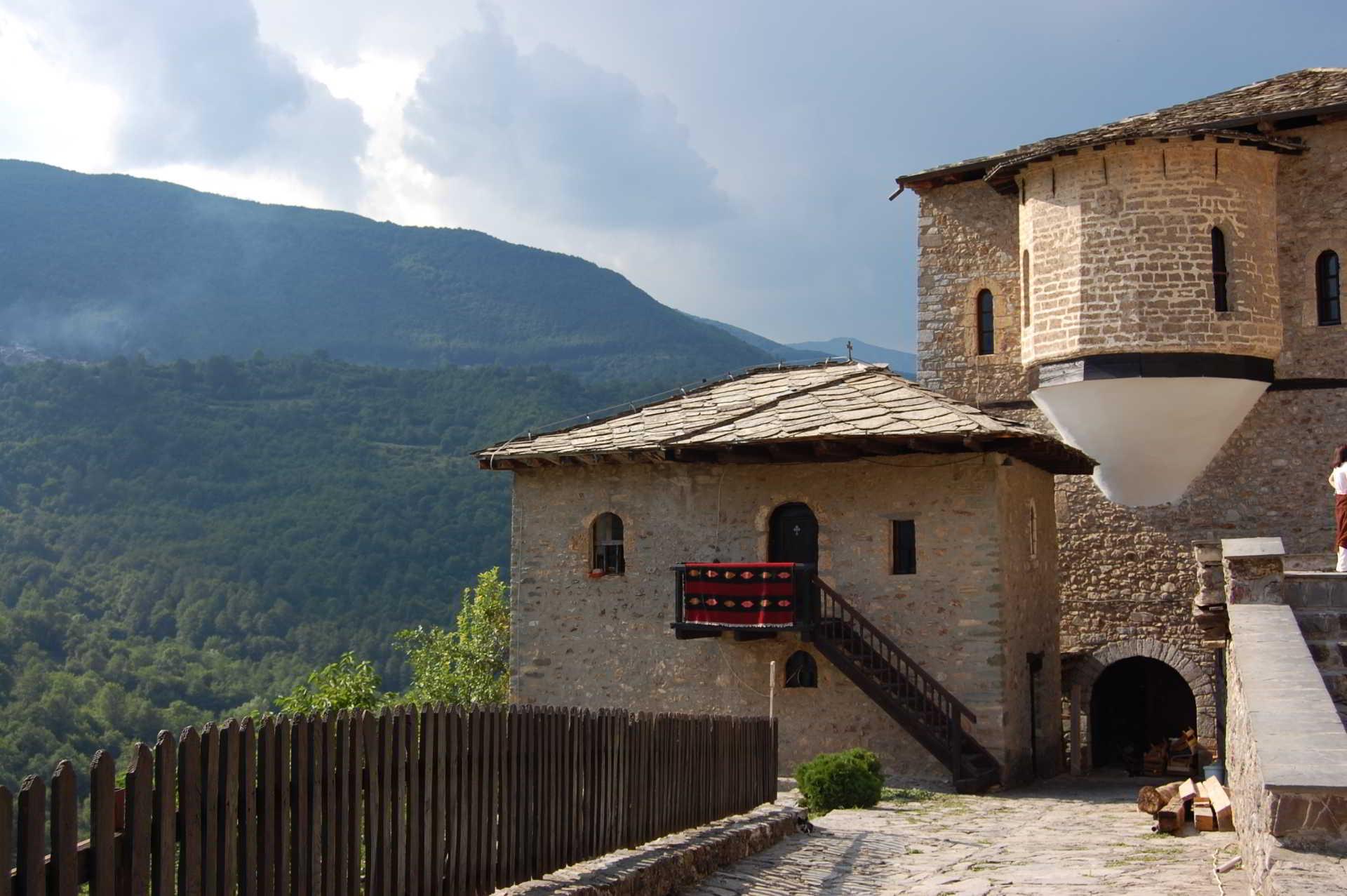 Old house Vevcani