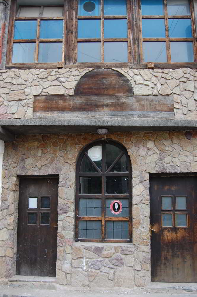 Old house time for macedonia