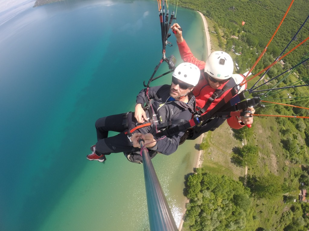 Day two Paragliding