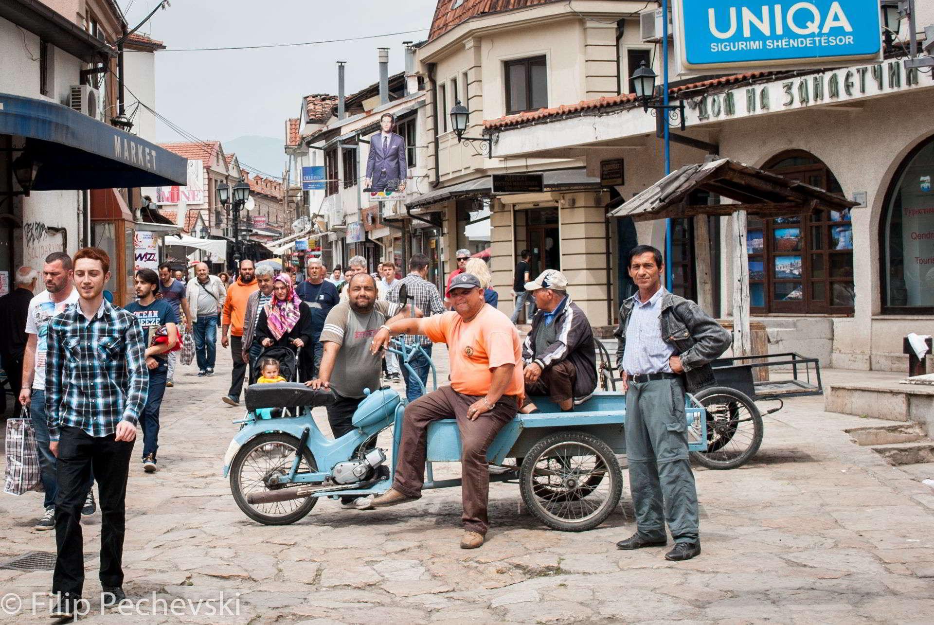 Old Bazaar people