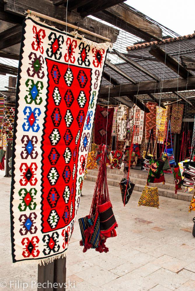 Macedonia arts and crafts