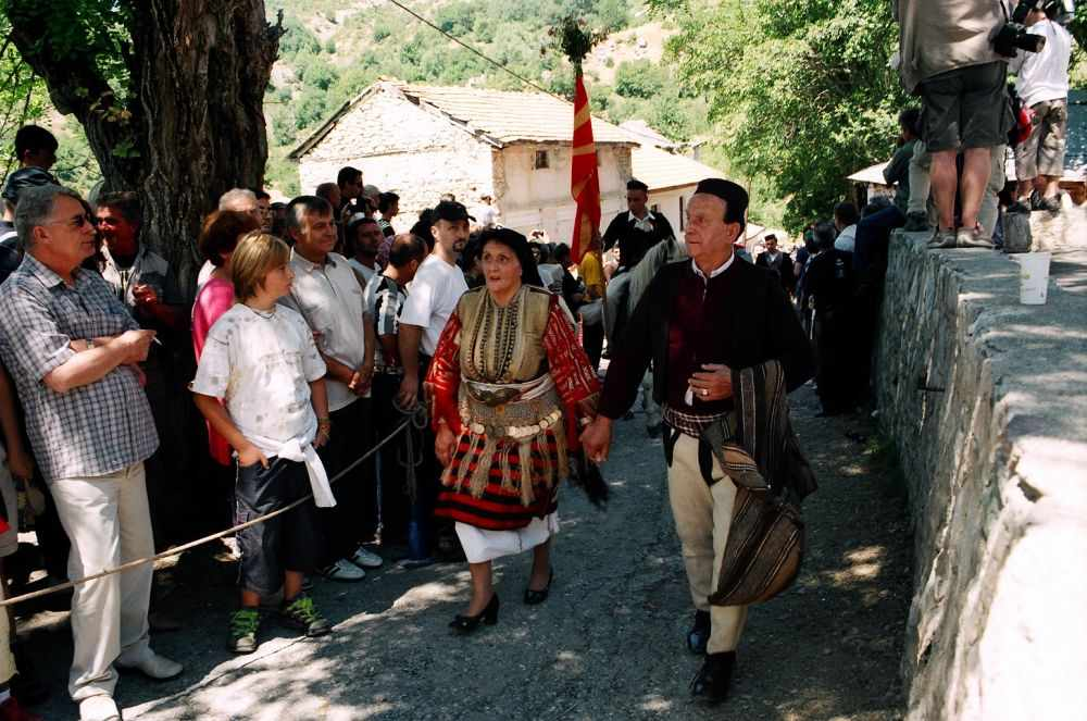 Galicnik Wedding Svekor i Sverkva Time for Macedonia Samir Ljuma