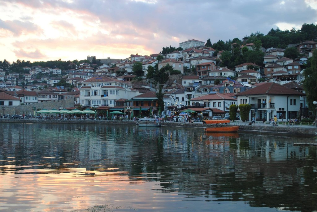 Ohrid town