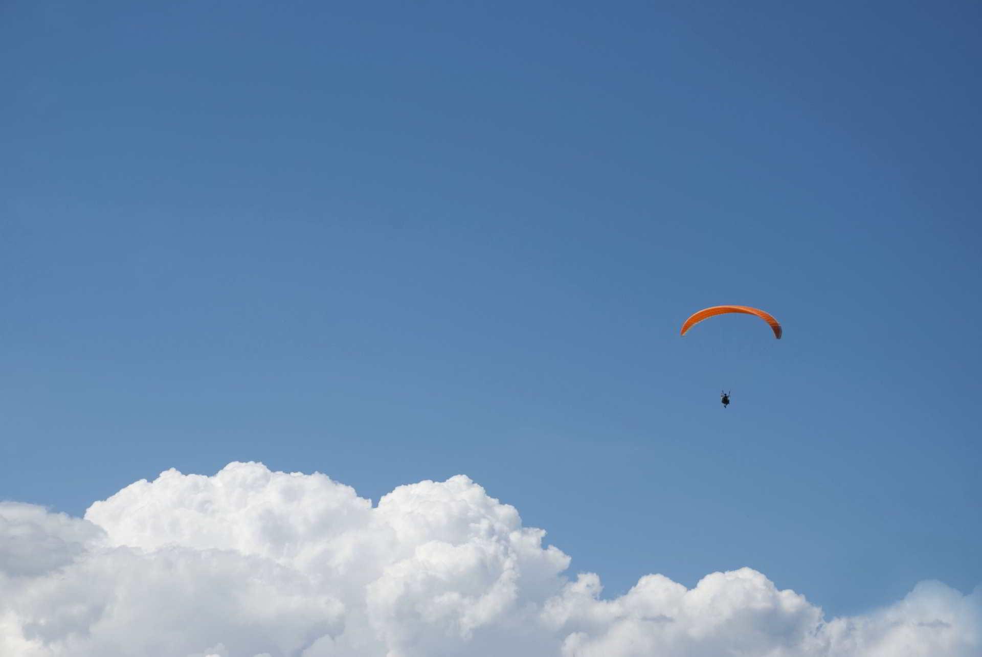 Paragliding Vertigo Macedonia