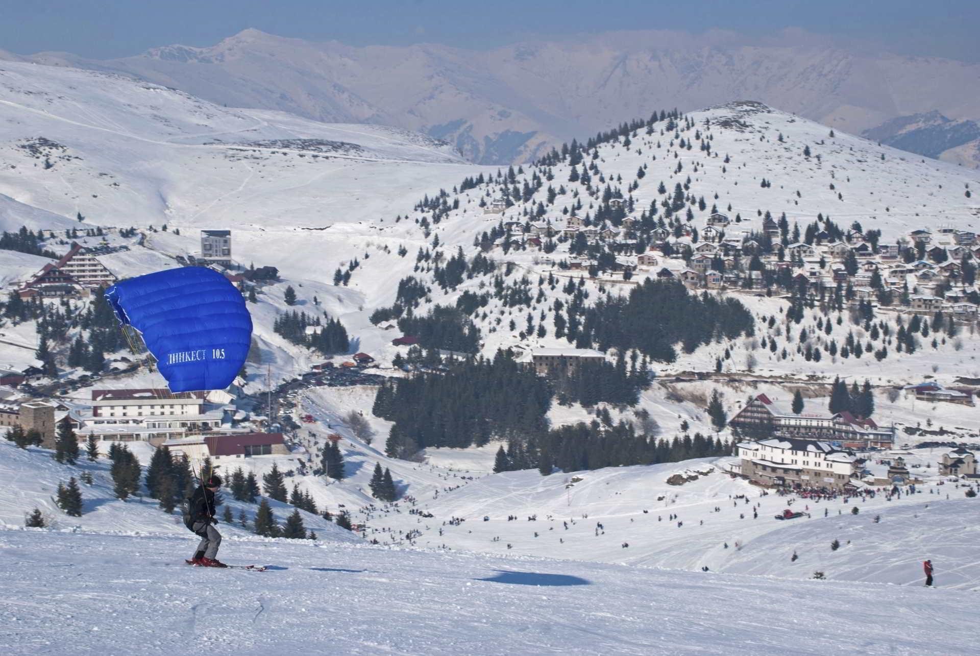 Mountain sports Macedonia