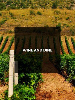 WINE-AND-DINE