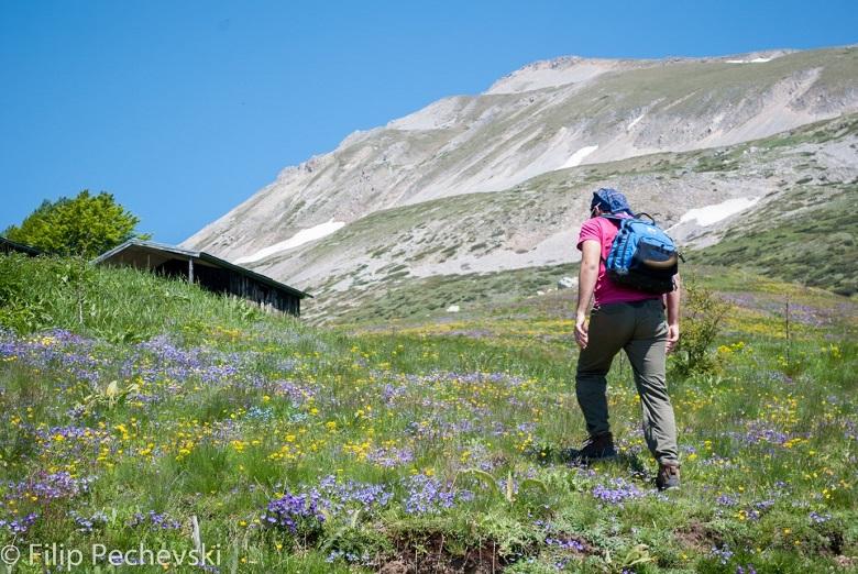 Ljuboten Hiking Time for Macedonia Filip Pechevski
