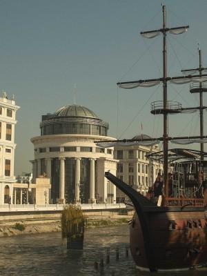 1 Skopje river