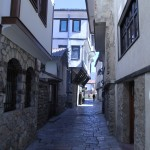 Ohrid old city