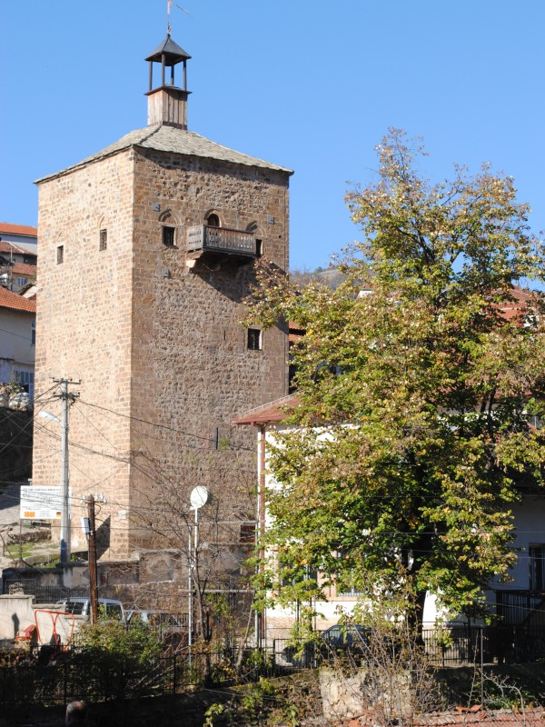 Kratovo tower Eastern Macedonia