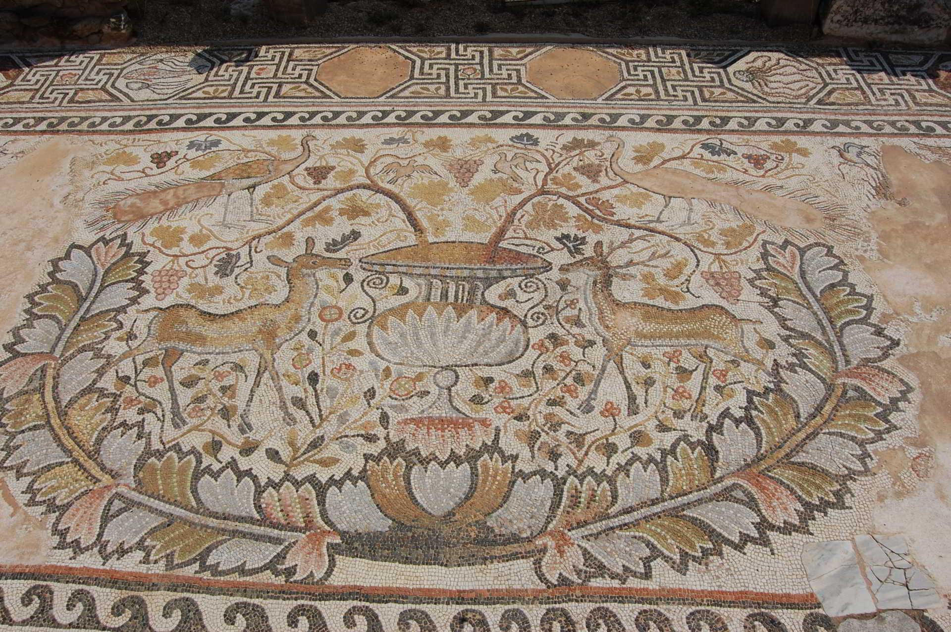 Heraklea mozaic