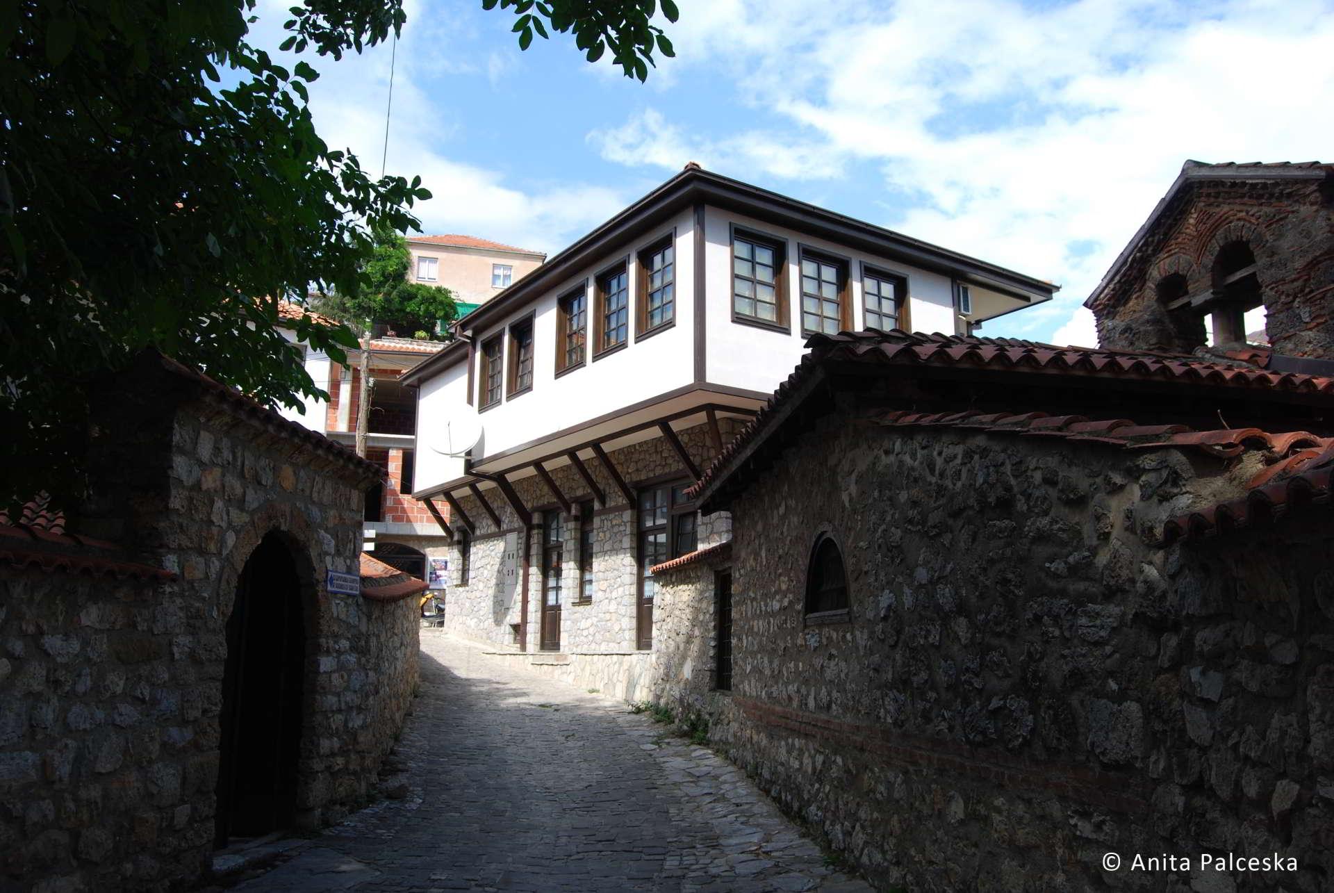 Ohrid architecture