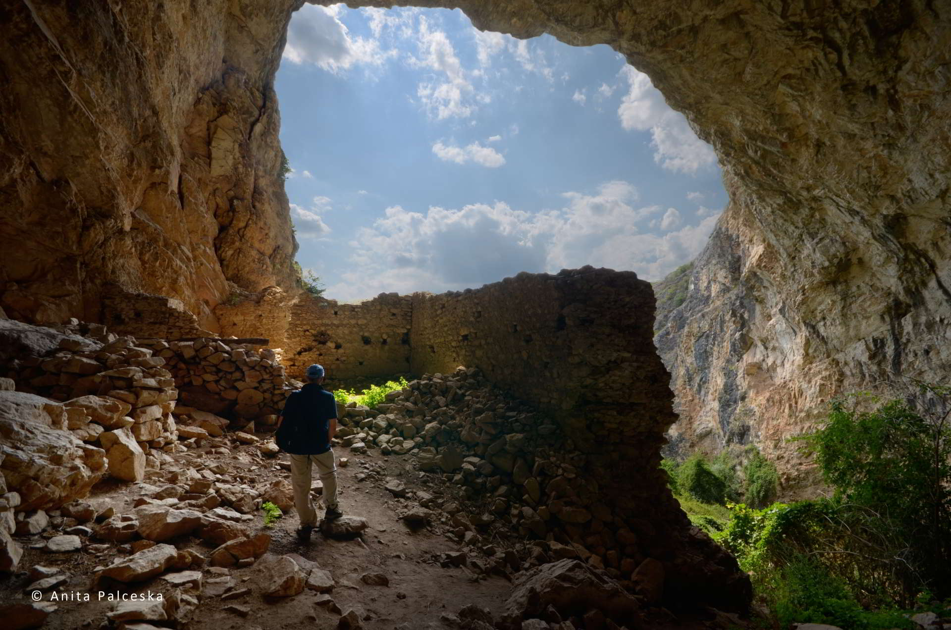 Peshna Cave Macedonia