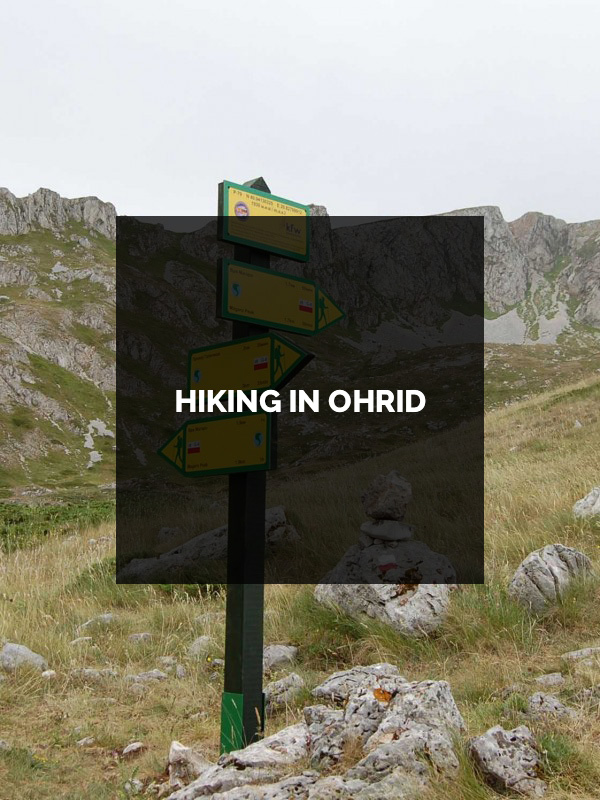 HIKING-IN-OHRID