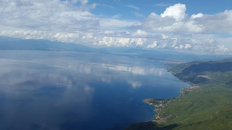Ohrid Lake Panorama Time for Macedonia Igor Todevski